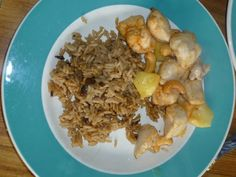 Madhouse Family Reviews: Tefal Actifry Doesn't Just Do Chips ! - Chicken & Pineapple