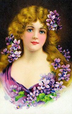 //Lady Violet