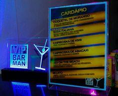 Bartenders!! Não deixe seu evento passar desapercebido, displays personalizados a Markah Brasil faz para você!!! #bartenders #bares #bartender #coisasdebuteco #deejay #djs #markahbrasil