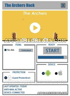 The Archers Cheats, Tips, & Hack for No Ads Unlock  #Arcade #Strategy #TheArchers http://appgamecheats.com/the-archers-cheats-tips-hack/