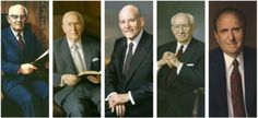 Thoughts and stories, by Pal and Wayne: 462. Pres. Monson and 4 recent Church Presidents t...