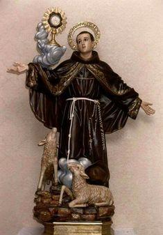 Miracle Touch, Saint Anthony Of Padua, Our Lady, Saints, Statue, Anton, San Antonio, Lisbon, Sculptures