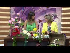 Mulher.com 05/12/2014 - Lavanda em Biscuit por Alessandra Assi - Parte 1 - YouTube