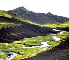 Landscape by Sverrir Thorolfsson, via Flickr
