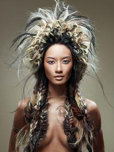 Nico Iliev : Client: Redken, Hair: Wendy Belanger