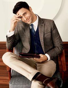 Office Suit. #men #style