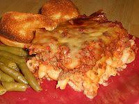 Kristi's Kitchen Kreations: Spaghetti Pie