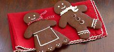 Ghirardelli Recipe: Chocolate Gingerbread Men