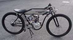 """Here is the """"Sportsman Flyer"""" 200cc model."""