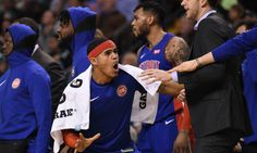 The Starting 5 |  Pistons are better than you think = The Starting 5: A look at some of the best NBA content around the internet.....