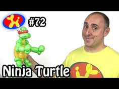 Big Super Hero Balloon Animal Tutorial (Balloon Twisting and Modeling #19.1) - YouTube