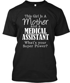I am a Mom and a Medical Asst.   Teespring