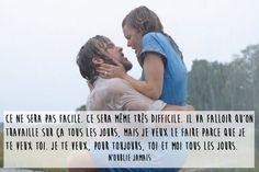Citation film d'amour, N'oublie jamais