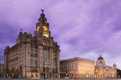Liverpool - The Purple City | Flickr - Photo Sharing!