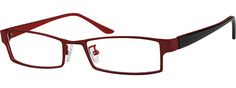7305 Stainless Steel Full-Rim Frame with Acetate Temples(Same Appearance as Frame