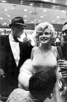 Image result for marilyn premiere some like it hot