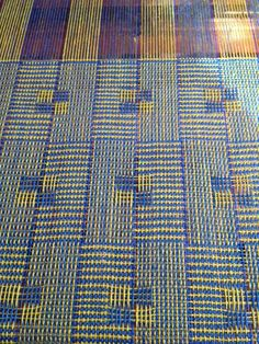 Rocky Top Weaver | shadow weave variation | Oregon, U.S.A.