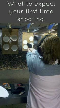 What to expect your first time at a shooting range