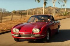 Petrolicious Explores a 1967 Lamborghini With Almost 300,000 Miles. Cars are meant to be driven.