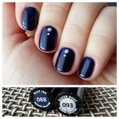 semilac blue ink - Szukaj w Google