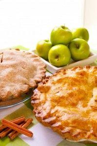 Apple Pie Crust & Filling