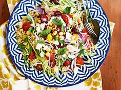Schnelle Salate - in 20 Minuten fertig   LECKER
