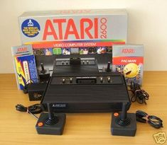 Retro gaming - Toys Photo: Atari 2600 system - This Photo was uploaded by My Childhood Memories, Childhood Toys, Best Memories, 1980s Toys, Retro Toys, Vintage Toys 80s, Peter Et Sloane, Baby Toys, Old School Toys