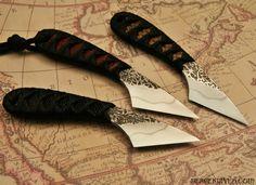 www.sergeknife.com | kiridashi | japanese blade | lame japonaise | couteau japonais | knife