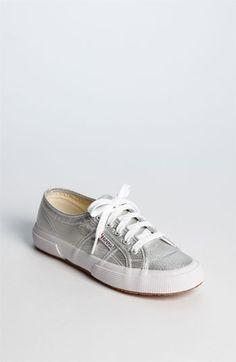 Superga 'Lamé' Sneaker