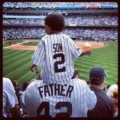 Sick father and son jerseys