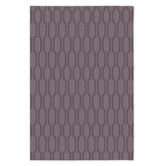 Honeycomb Textured Wool Rug - Special Order #westelm