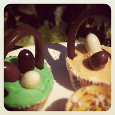 Easter Cupcakes, Cupcakes Pascua