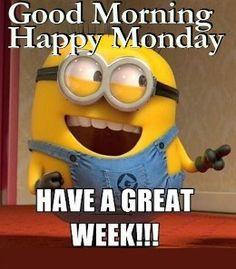 Monday, make it a great one