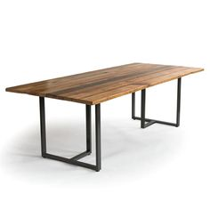 Urban Wood Goods Uptown Reclaimed Wood Dining Table
