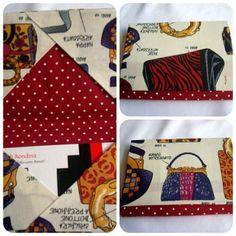 Porta Cartão de Visitas Bolsas Vintage  http://www.munayartes.com/