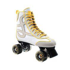 Lemon Drop Schoolyard Roller Skates on AHAlife