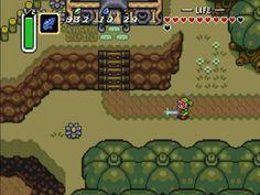 Clásico - The Legend of Zelda: A Link to the Past (1992: SNES) Entre todos los títulos de la zaga, este creemos que es el indicado. Una épica aventura solo en 6 bits.