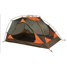 Alps Mountaineering Aries 3 Tent The Aries is a great backpacking tent to take when you need a tent that is lightweight, reliable, and will hold up in the elements. Its unique pole system allows for ample internal room with nearly straight walls on each side. There is also sufficient headroom, thanks to the spreader bar above the doors. Comes with 2 doors so you're not crawling over anyone to get out. With the mostly mesh walls, air will easily flow in and out of the tent when the fly isn't…