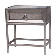Statements by J Cassidy 1 Drawer Nightstand