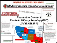 Jade Helm-15 War Exercise Linked To Nordic Alien UFO's Invading Texas | Conspiracy Theories