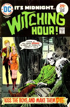 Witching Hour #55   comic books comics