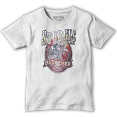 camiseta Sturgis - Dicas de presente para pais motociclistas