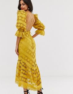 Order ASOS EDITION broderie milkmaid dress online today at ASOS for fast delivery, multiple payment options and hassle-free returns (Ts&Cs apply). Get the latest trends with ASOS. Sweat Dress, Midi Shirt Dress, Maxi Wrap Dress, Buy Dress, Dress Up, Bodycon Dress, Internet Explorer, Boho Chic, Safari