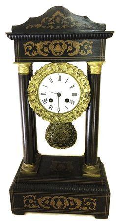 PARIGINA NAPOLEONE III - Vendita orologi d'epoca | Passione Antiqua