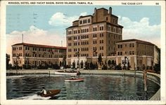 Tampa Bay, Postcards, Florida, Image, The Florida