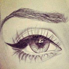 Eyes, the window to the soul