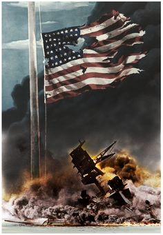 19 Interesting Facts About The Attack On Pearl Harbor - vintagetopia Pearl Harbor 1941, Pearl Harbor Memorial, Pearl Harbor Day, Pearl Harbor Attack, Pearl Harbor Facts, Remember Pearl Harbor, Uss Arizona Memorial, American Revolutionary War, Civil War Photos