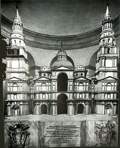 Roma, S. Pietro _ basilica e contesto / disegni, immagini, documenti d'archivio _ Valter Vannelli, 2007