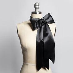 Ribbon Choker, Ribbon Bows, Ribbons, Neck Accessories, Fashion Accessories, Holographic Choker, Black Neck, Classy Aesthetic, Black Ribbon