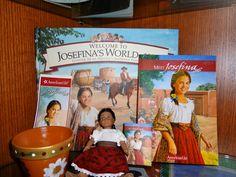 Meet Josefina  American Girl Book Club ideas